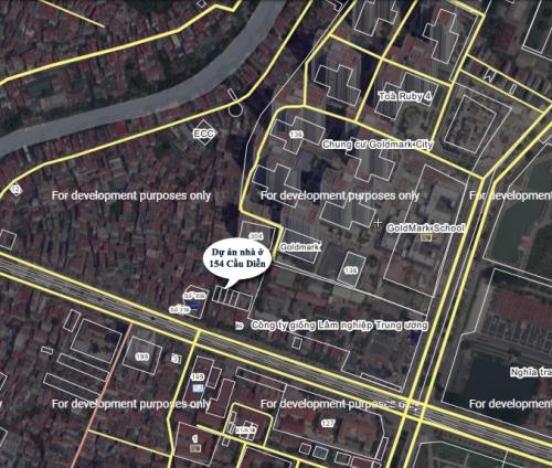 Cần bán nhanh 3 lô đất đấu giá thuộc ngõ 280 Hồ Tùng Mậu, Bắc Từ Liêm đối diện Quận ủy Nam Từ Liêm [ĐÃ BÁN]