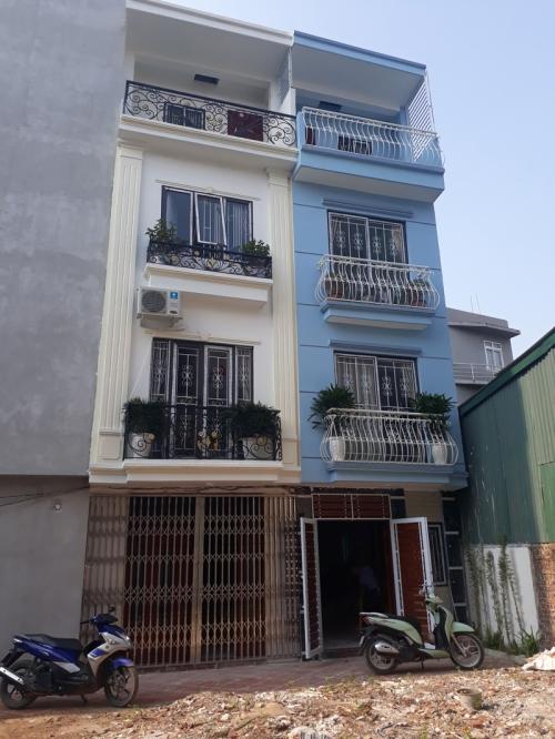 Bán nhà 4 tầng ngõ 167 phố Quang Tiến, phường Đại Mỗ, quận Nam Từ Liêm, Hà Nội [ĐÃ BÁN]