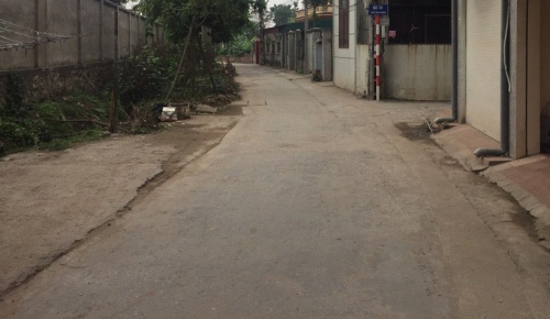 Bán nhanh đất sổ đỏ chính chủ gần UBND phường Đại Mỗ, Nam Từ Liêm, Hà Nội giá 1,75 tỷ [ĐÃ BÁN]