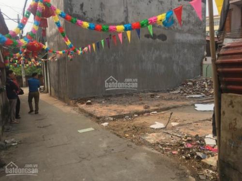 Cần bán nhanh đất ngõ 141 phố Lê Văn Hiến - cạnh Học Viện Tài Chính [ĐÃ BÁN]
