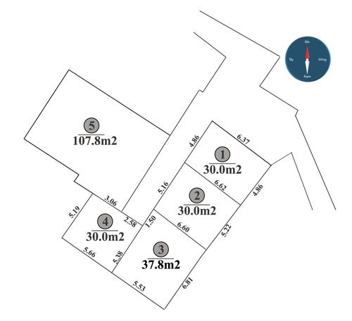 Bán đất phân lô tại ngõ 173 phường Đông Ngạc, quận Bắc Từ Liêm giá chỉ từ 950 triệu/lô [ĐÃ BÁN]