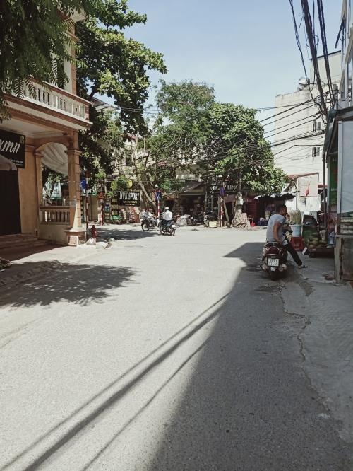 Bán nhà phố Kẻ Vẽ, phường Đông Ngạc - khu kinh doanh sầm uất nhất Đông Ngạc [ĐÃ BÁN]
