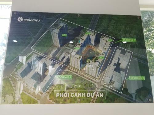 Thông tin dự án Chung cư Ecohome 3 – Bắc Cổ Nhuế