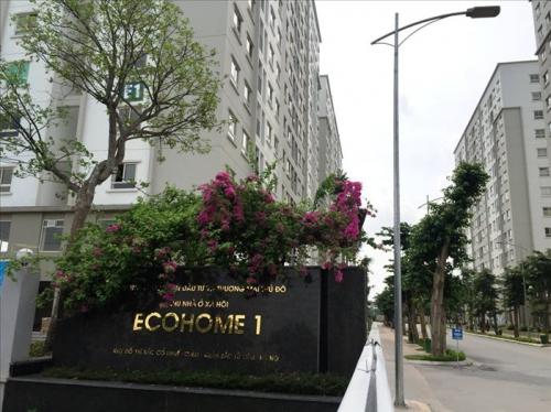 Văn phòng Nhà Đất Từ Liêm - đơn vị phân phối chính thức các gian hàng thương mại dự án Ecohome 1 và Ecohome 2